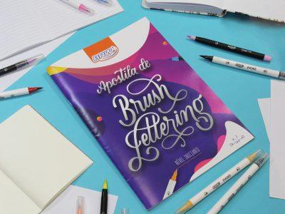Brush Pen e Dual Brush da BRW: qualidade para um lettering perfeito